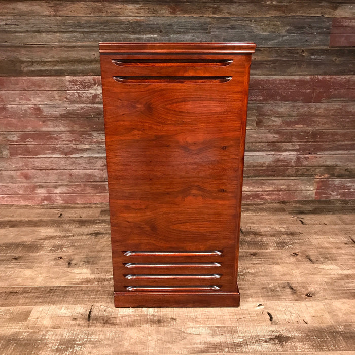 Hammond Vintage (1957) B-3 Organ and Leslie Type 122 Rotary Speaker - Red Mahogany View 20