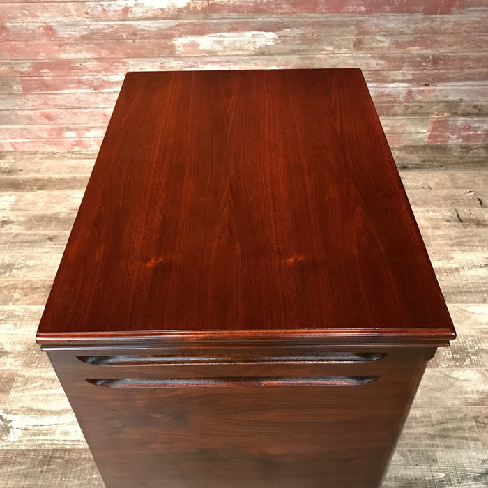 Hammond Vintage (1957) B-3 Organ and Leslie Type 122 Rotary Speaker - Red Mahogany View 21