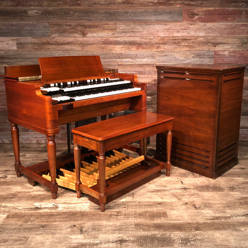 Hammond Vintage (1958) B-3 Organ and Leslie Type 122 Rotary Speaker