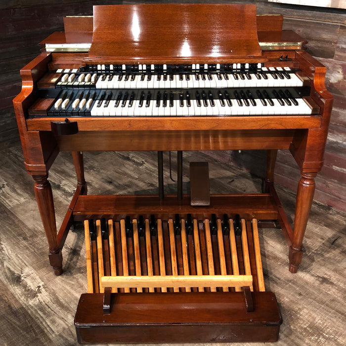 Hammond Vintage (1958) B-3 Organ and Leslie Type 122 Rotary Speaker View 4