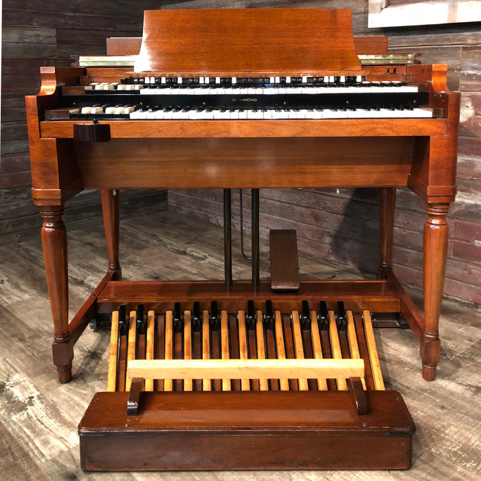 Hammond Vintage (1958) B-3 Organ and Leslie Type 122 Rotary Speaker View 5