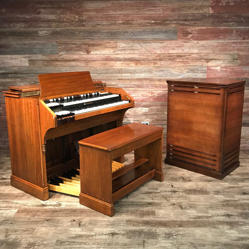 Hammond Vintage (1974) C-3 Organ and Leslie Type 122 Rotary Speaker