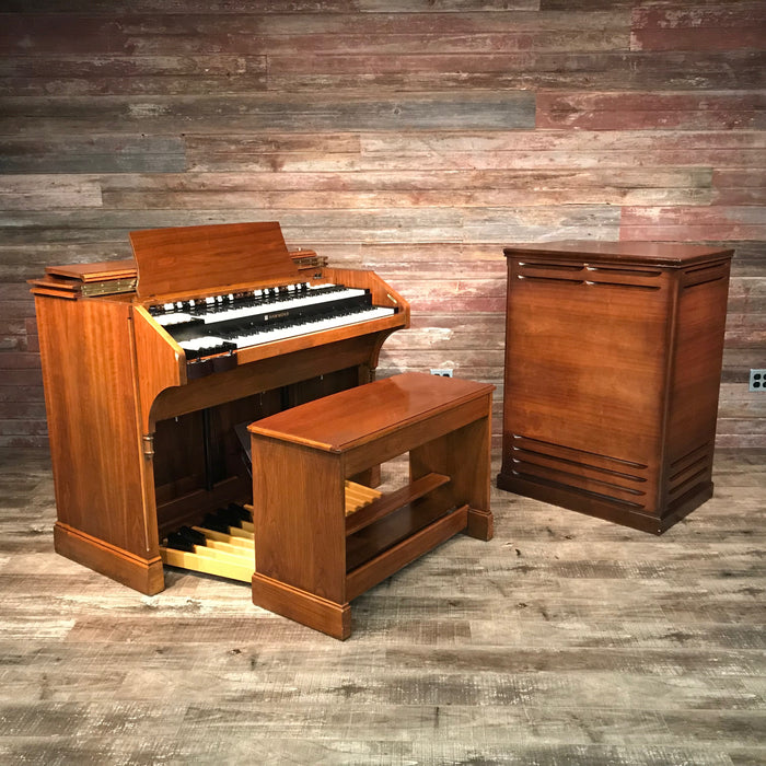 Hammond Vintage (1974) C-3 Organ and Leslie Type 122 Rotary Speaker 6