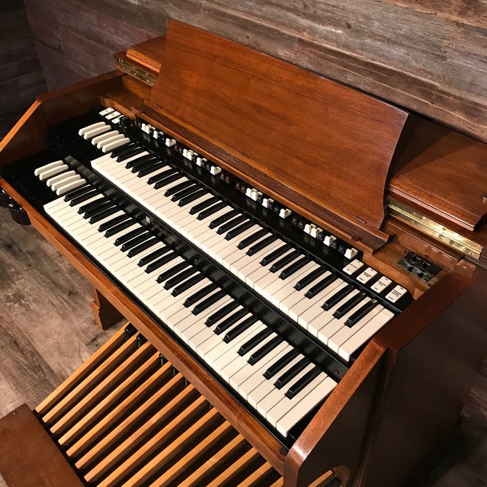 Hammond Vintage (1974) C-3 Organ and Leslie Type 122 Rotary Speaker 4