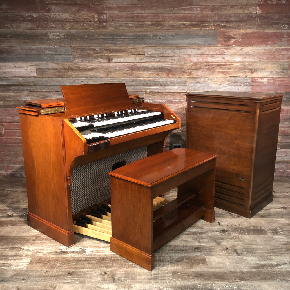 Hammond Vintage (1963) A-105 with Leslie 122A Rotary Speaker