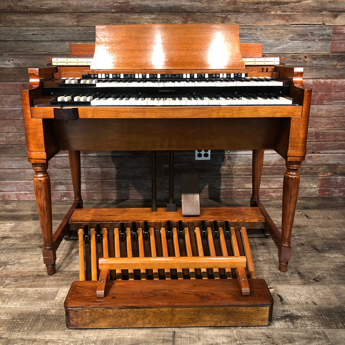 Hammond Vintage (1957) B-3 Organ with Leslie 122 Rotary Speaker View 9