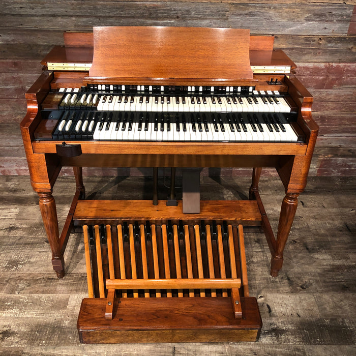 Hammond Vintage (1957) B-3 Organ with Leslie 122 Rotary Speaker View 8