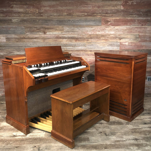 Hammond (1964) A-105 Organ with Leslie 771 Rotary Speaker