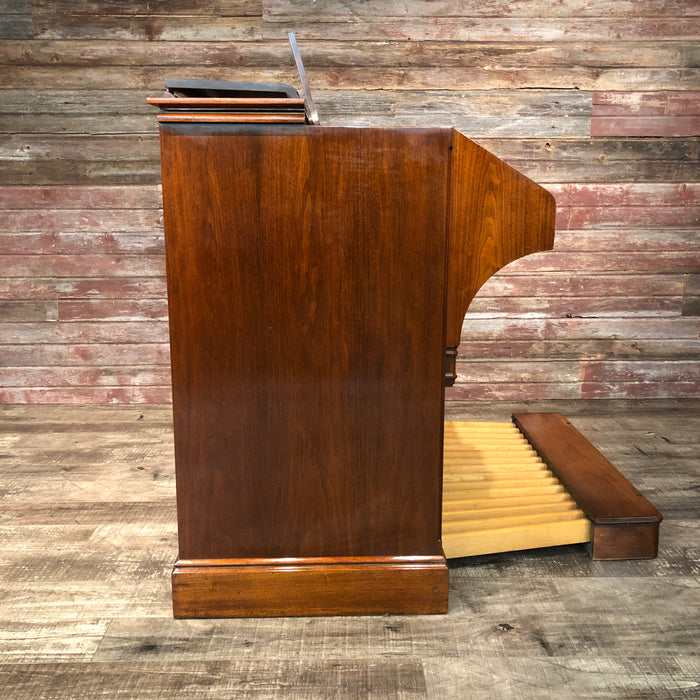 Hammond (1964) A-105 Organ with Leslie 771 Rotary Speaker View 4