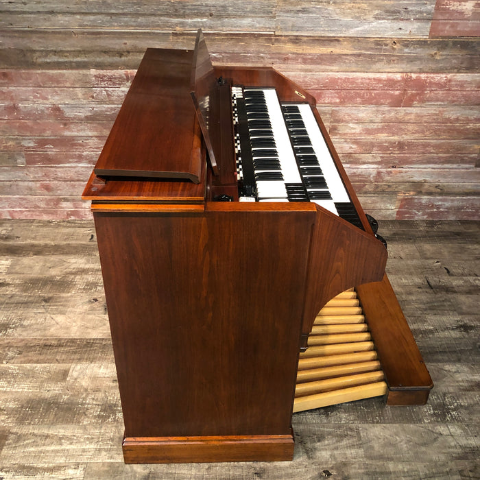 Hammond (1964) A-105 Organ with Leslie 771 Rotary Speaker View 5