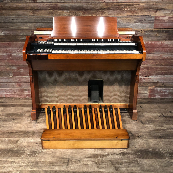 Hammond (1964) A-105 Organ with Leslie 771 Rotary Speaker View 6