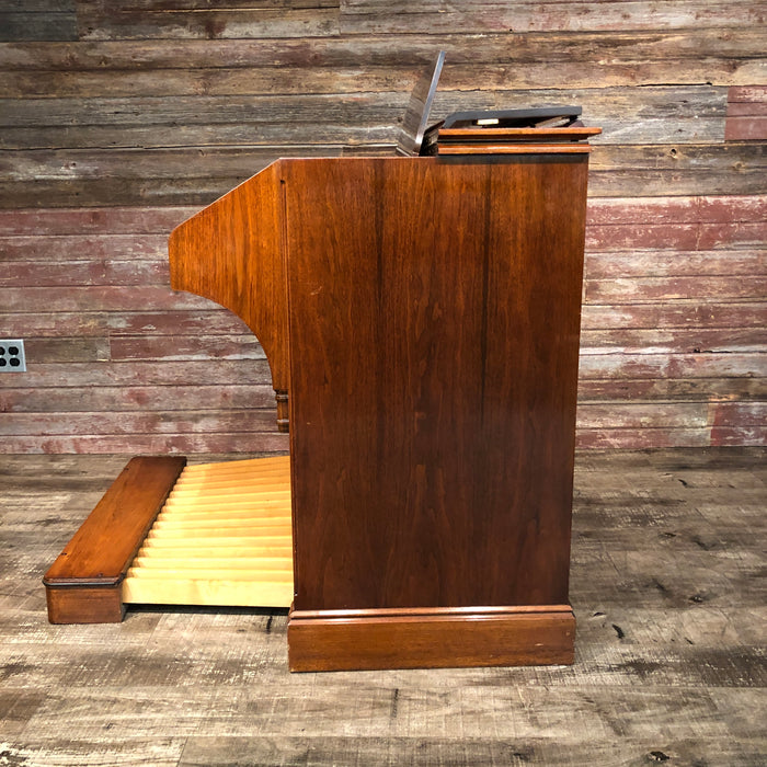 Hammond (1964) A-105 Organ with Leslie 771 Rotary Speaker View 8