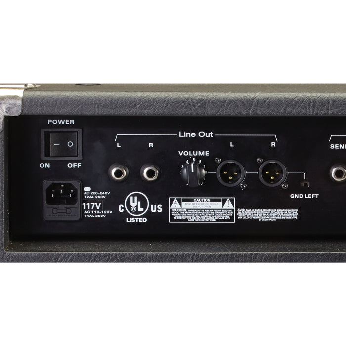 Leslie LS2215 Model Combo Amplifier with Protective Cover