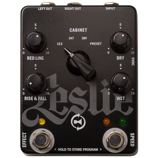 "Leslie - The ""G"" Pedal"