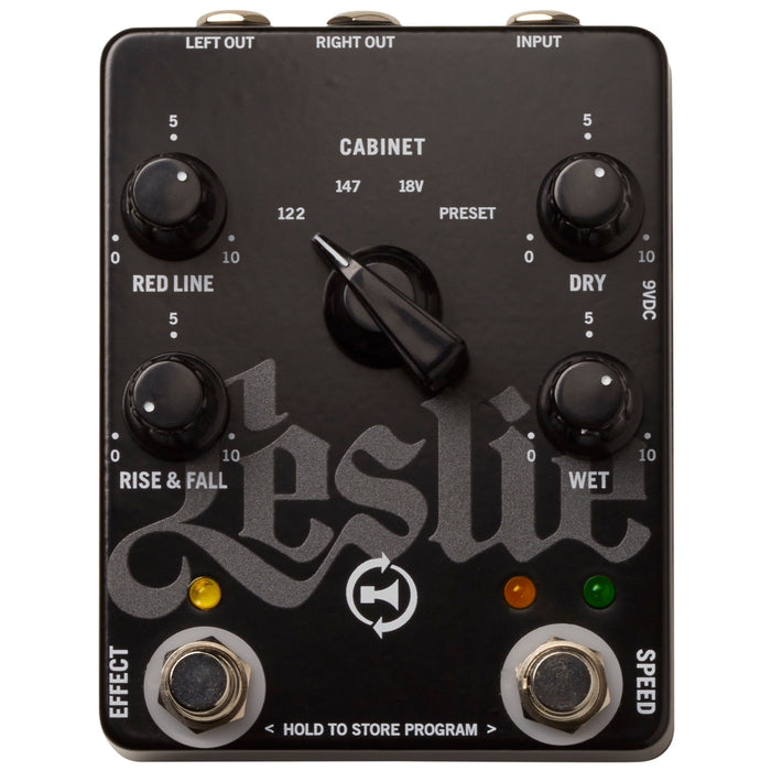 Leslie G Pedal Deluxe Cable Bundle