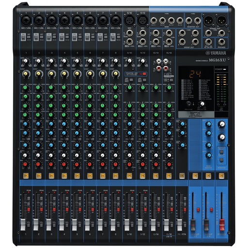 Yamaha MG16XU 16-Channel Analog Mixer