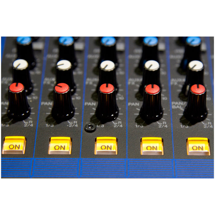 Yamaha MG16XU 16-Channel Analog Mixer View