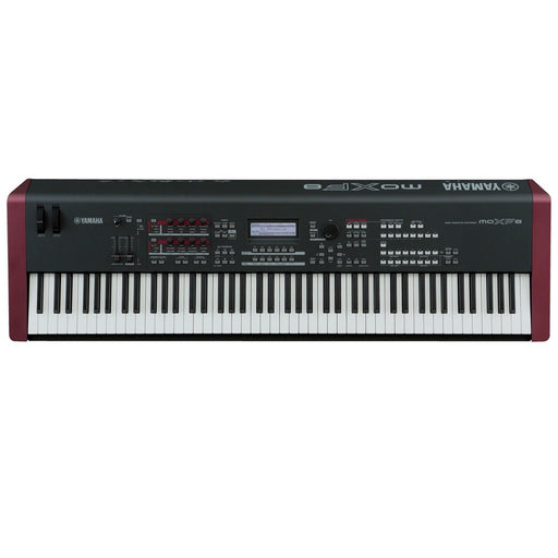 Yamaha MOXF8 88-Key Synthesizer Workstation (Open Box)