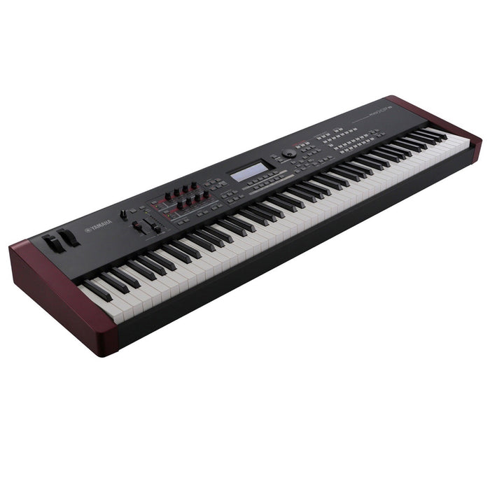 Yamaha MOXF8 88-Key Synthesizer Workstation View 2