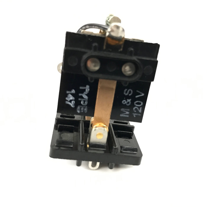 M&S Parts 147 Type SPST Relay Switch for Leslie