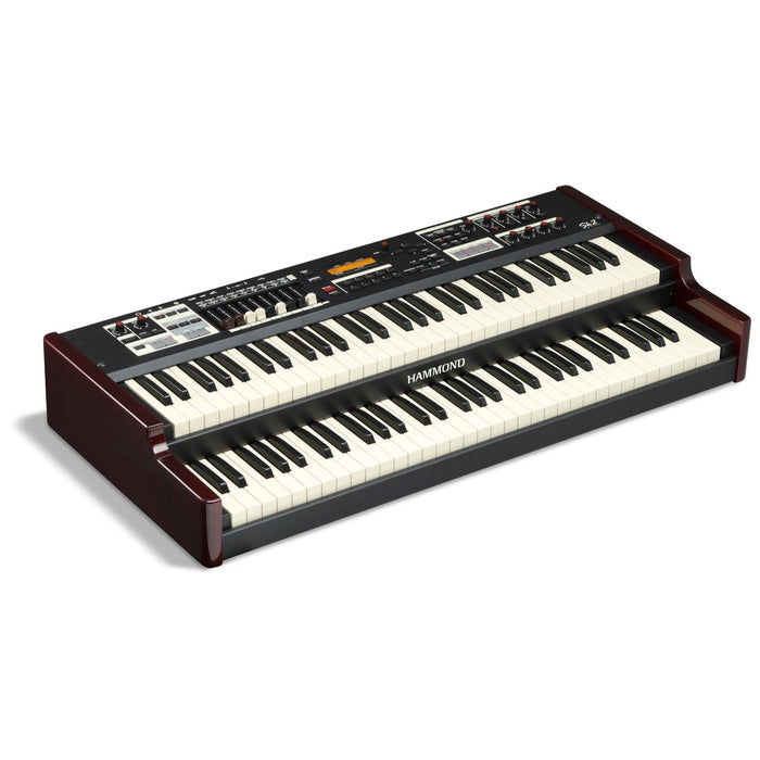 Hammond Sk2 Dual Manual Portable Organ, 61-Key