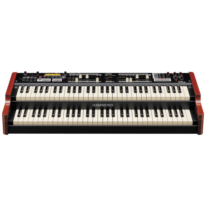 Hammond SkX Dual Manual Portable Organ, 61-Key