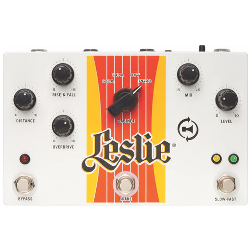 "Leslie Rotary Effect ""Cream"" Pedal (Open Box)"