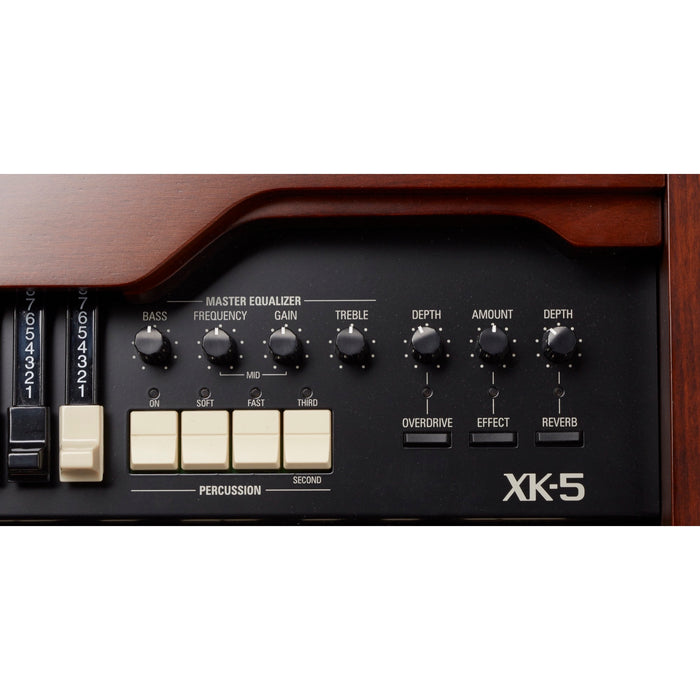 Hammond XK-5 Single Manual Portable Organ - View 5