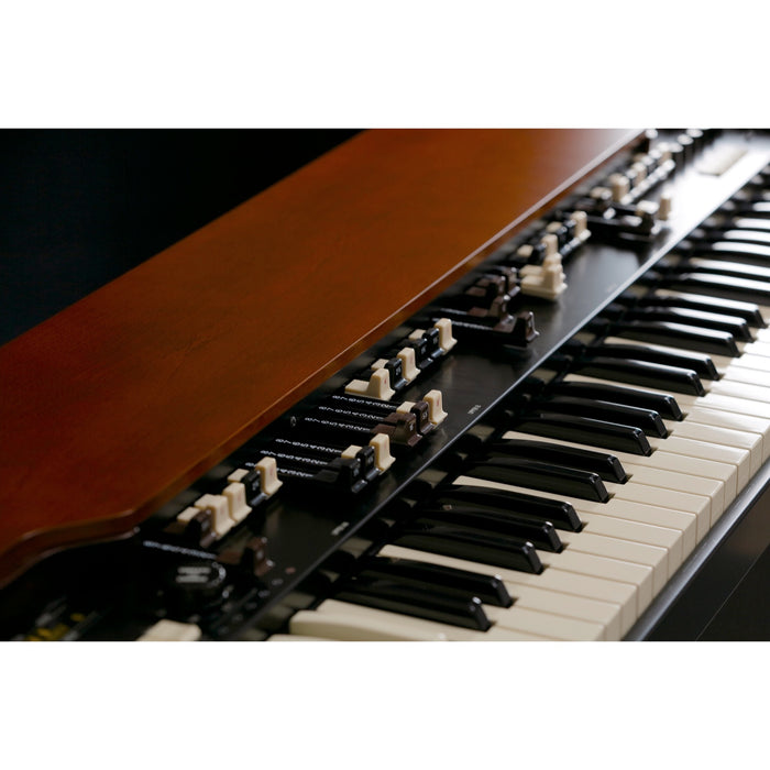 Hammond XK-5 Heritage Pro Organ System - Red Walnut