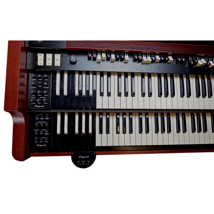Viscount Legend Classic Organ Bundle - with Classic Stage Pack