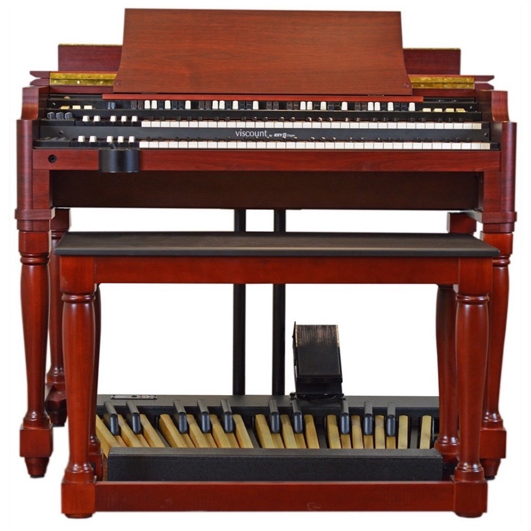 Viscount legend classic console organ the chicago organ for Classic house organ bass
