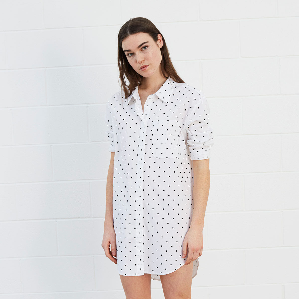 Anouk Shirt Dress
