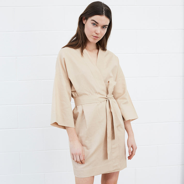 Pre-Order Clementine Robe