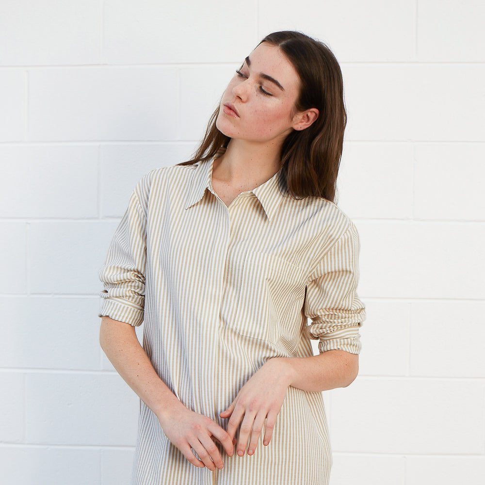 Adeline Shirt Dress