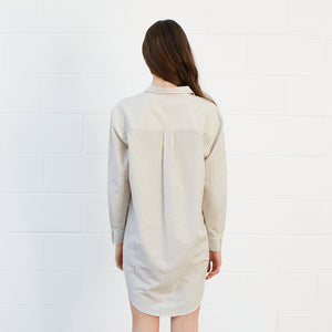 Load image into Gallery viewer, Brigitte Shirt Dress