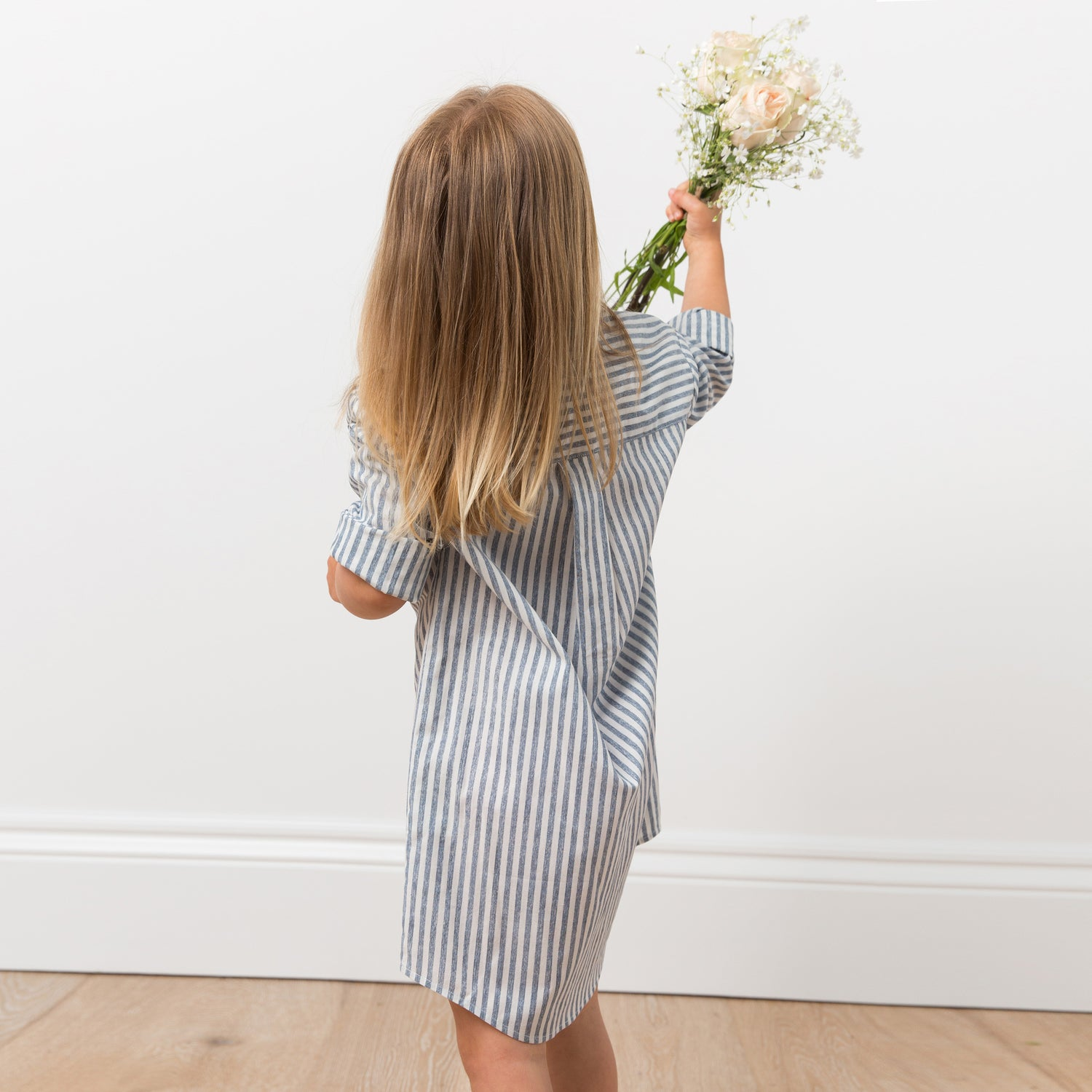 Cecille Flower Girl Dress