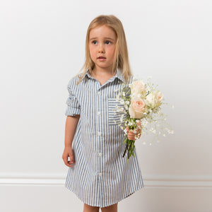 Load image into Gallery viewer, Cecille Flower Girl Dress