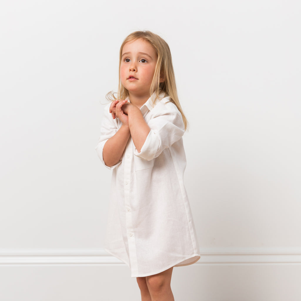 Juliette Flower Girl Dress