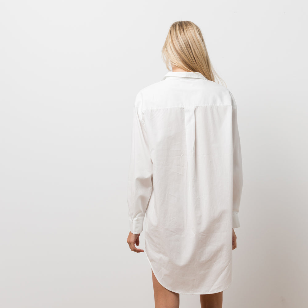 Isabelle Shirt Dress