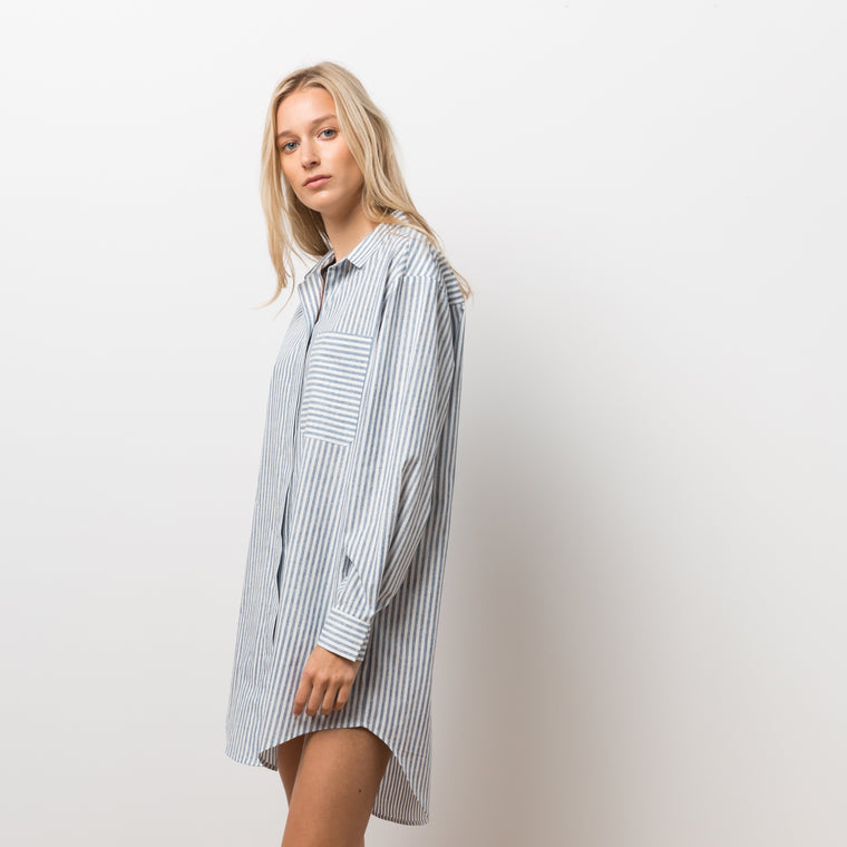 Pre-Order Cecille Shirt Dress