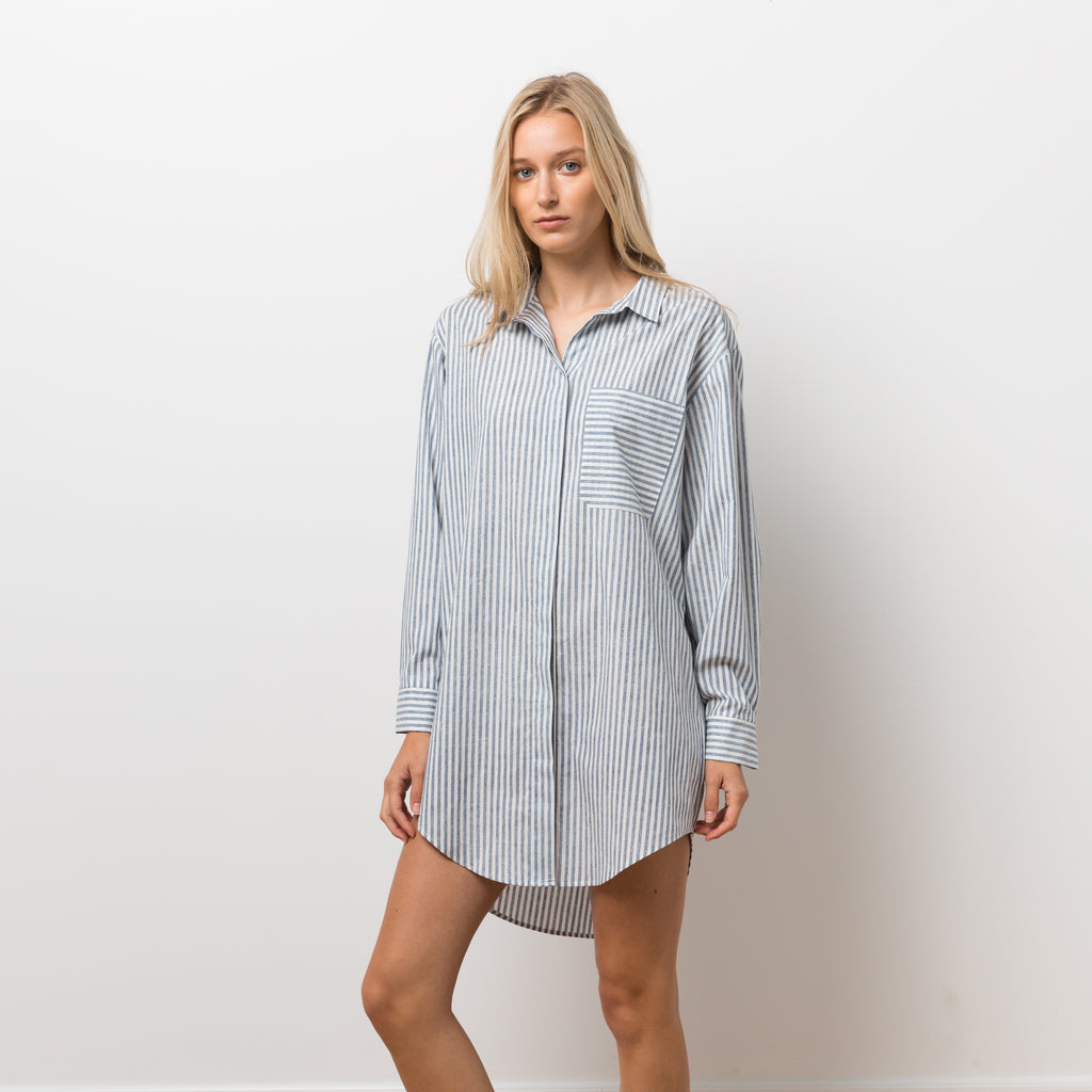 Cecille Shirt Dress