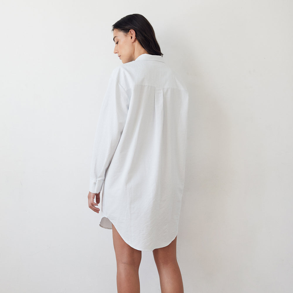 Mathilde Shirt Dress