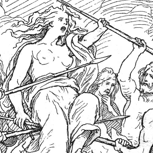 Top 10 Norse Goddesses