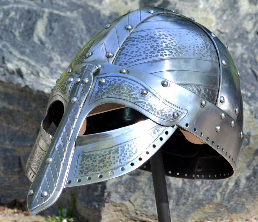 What did Viking Helmets really look like?