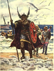 Leif Erikson - Famous Viking Warriors - Viking Style
