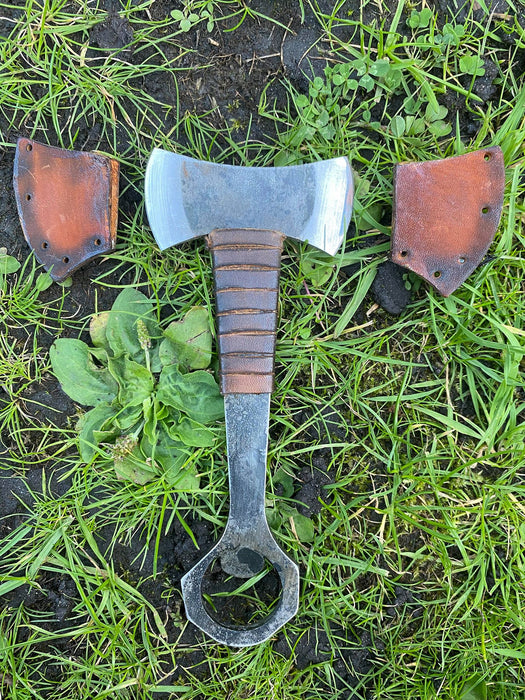 Woodcutting Axe Bottle Opener