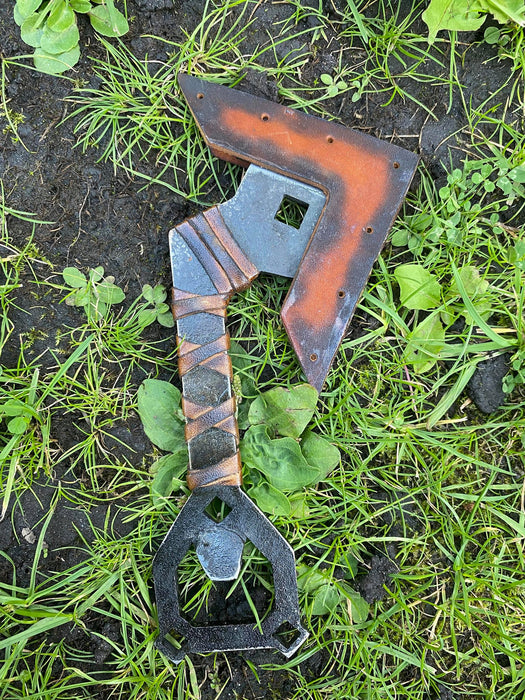 Square Axe Bottle Opener