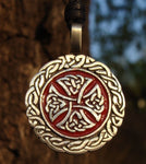Knotted Cross Talisman