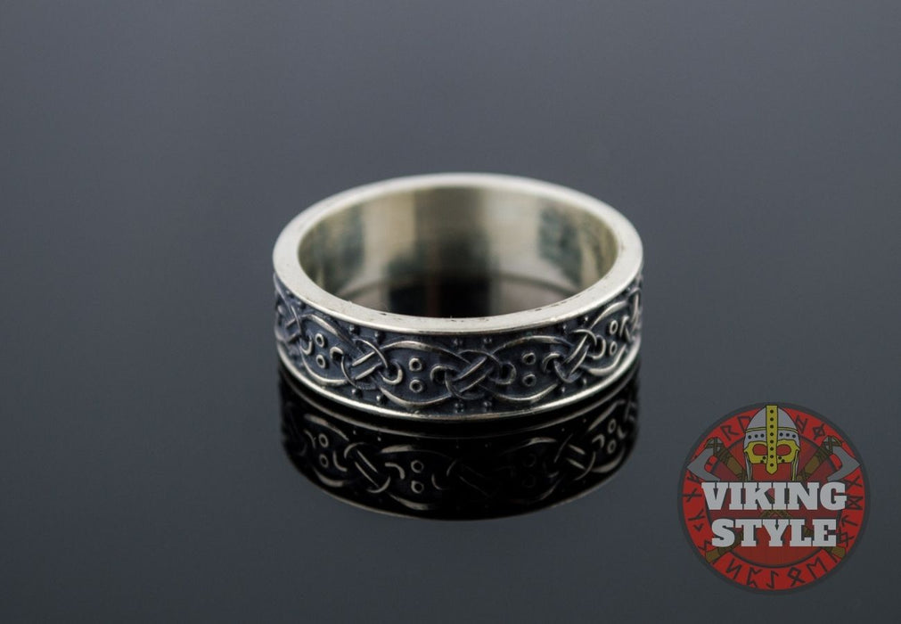 Norse Ring - 925 Silver