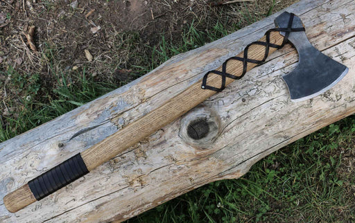 Battle Ready Viking Axe